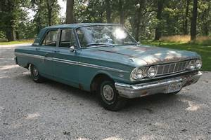 1964 Ford Fairlane 500 4 Door Thunderbolt 260 V8 Air