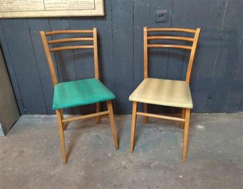 chaise vintage 233 e 50 60