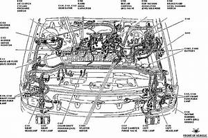 Diagram Of 2002 Ford Explorer Engine