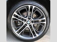 BMW X3 custom wheels 20x, ET , tire size R20 x ET