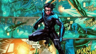 Nightwing Desktop Wallpapers Dc 52 Batman Wiki