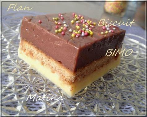 dessert minute sans cuisson flan biscuit 233 ou le flan bimo dessert facile et sans cuisson horizon culinaire