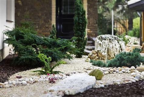 Moderner Garten Mit Steinen by Moderne Und Japanische G 228 Rten Gartengestaltung Mit