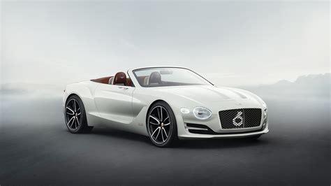 bentley exp  speed  concept  wallpaper hd car