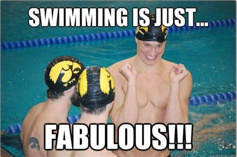 Swimming Memes Funny - these peas taste funny friday s quotes swimming