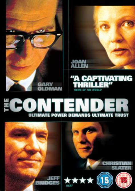 contender dvd zavvi