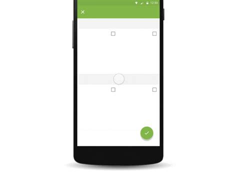 gorgeous material design interface animations