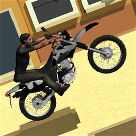 Bike Tricks Military Madness  Game  Unblocked Games 8