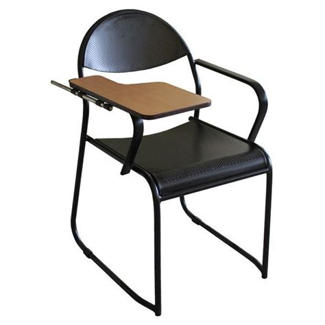 gamma study chair writing pad chairs student writing