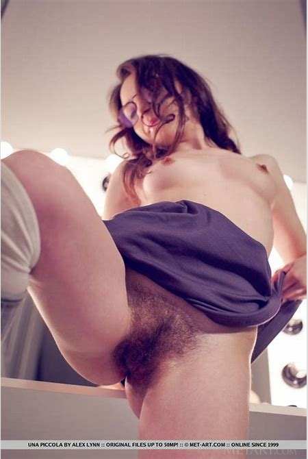 Russian Hairy Girl Una Piccola | The Hairy Lady Blog