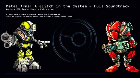 metal arms glitch   system full soundtrack