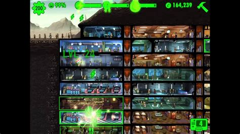 fallout shelter dwellers max 200