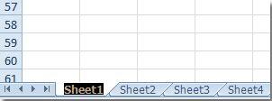 rename multiple worksheets  excel