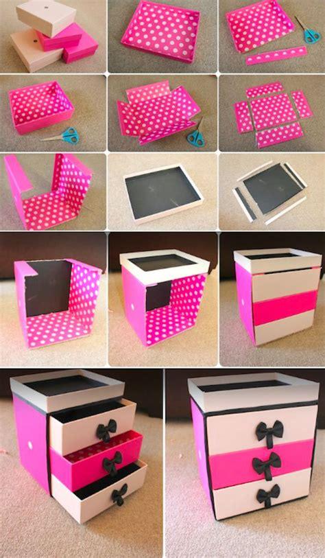 diy drawer cardboard homemydesign