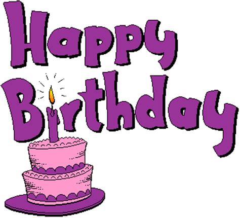 Happy Birthday Animated Clip Birthday Clip Happy Birthday Cliparts Free