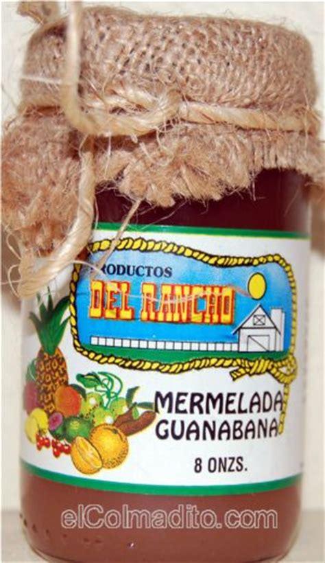 mermelada de guanabana productos tipicos de puerto rico