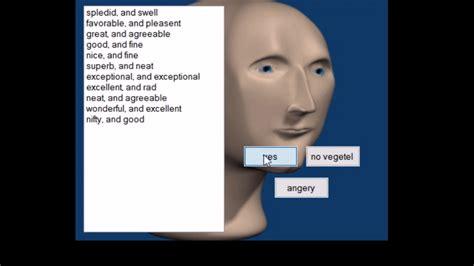 Meme Man - meme man simulator v1 0 surrealmemes