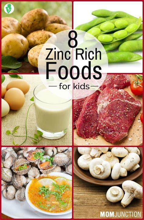 cuisine zinc best 25 zinc rich foods ideas on what foods