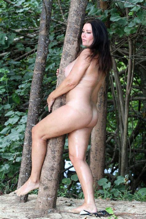 Lisa Appleton Nude In The Woods Scandal