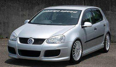 golf 5 bodykit jdm kit chargespeed volks wagen golf5 1k