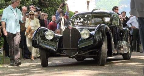 Bugatti atlantic coupe leather chairpro. Ralph Lauren's 1938 Bugatti Atlantic Wins at Concorso d'Eleganza Villa d'Este - autoevolution