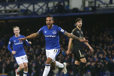 Thereafter he struggled to command a regular. Everton 2-1 Leicester City: Theo! - Royal Blue Mersey