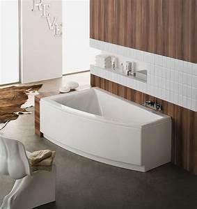 Baignoire D Angle Asymétrique : les 25 meilleures id es de la cat gorie baignoire ~ Premium-room.com Idées de Décoration