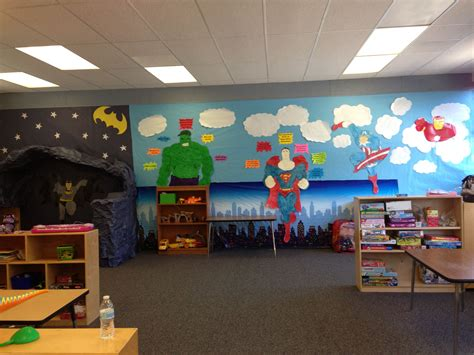 Why Yes, My Future Classroom Might Very Well Look Just Like This!!  Teaching! Superhero