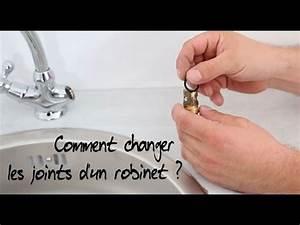 Changer Un Robinet De Lavabo : comment changer les joints d 39 un robinet youtube ~ Melissatoandfro.com Idées de Décoration