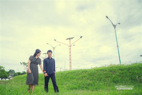isti arief prewedding simple
