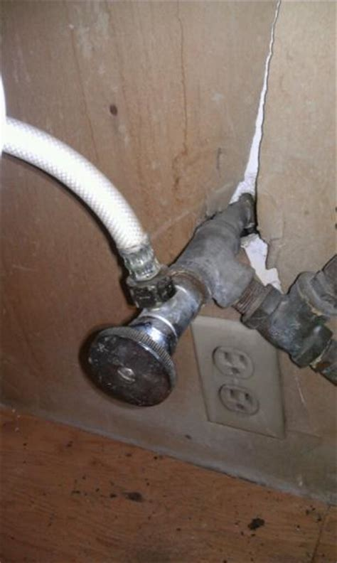 installing a kitchen faucet installing faucet in kitchen sink issue with supply