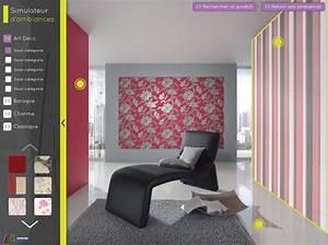 Decolle Papier Peint : decolleuse papier peint monsieur bricolage ~ Dallasstarsshop.com Idées de Décoration