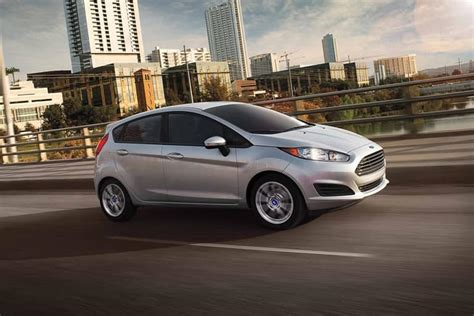 ford fiesta view features fordca