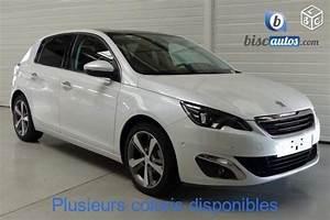 Peugeot Bourges Occasion : peugeot 308 1 6 bluehdi 120ch s eat6 feline 2016 voitures cher bourges nos ~ Medecine-chirurgie-esthetiques.com Avis de Voitures