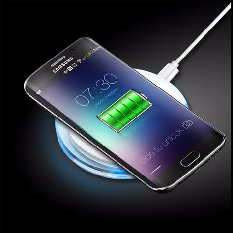 samsung s7 wireless charging charger for samsung galaxy s7 edge s6 plus wireless power bank charging pad for galaxy s6