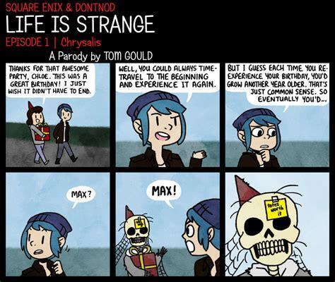 Life Is Strange Memes - life is strange age aholic by thegouldenway on deviantart