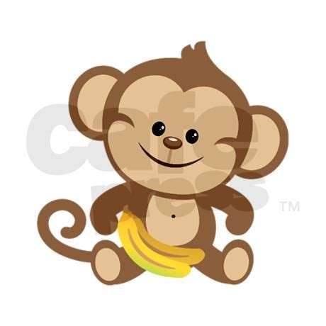 imagen relacionada cartelera  cartoon monkey cute