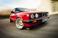 Old Muscle BMW Cars