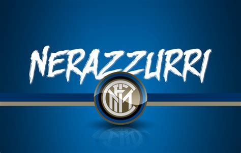 Wallpaper wallpaper, sport, logo, football, Inter Milan ...