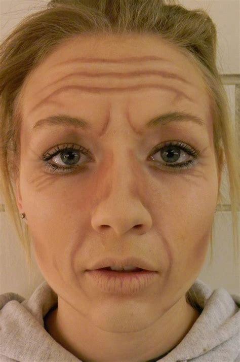 vir schminken mann age makeup agnes of god in 2019 age makeup dramatic makeup makeup