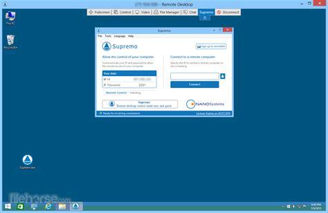 Supremo Remote Desktop by Supremo Remote Desktop 2019 For Windows