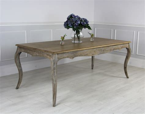 solid oak farmhouse dining table new french style solid limed oak farmhouse dining table ebay