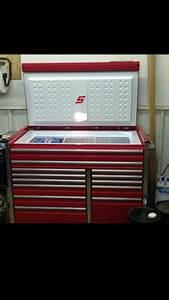 2014 snap on deep freezer/ refrigerator (Tools