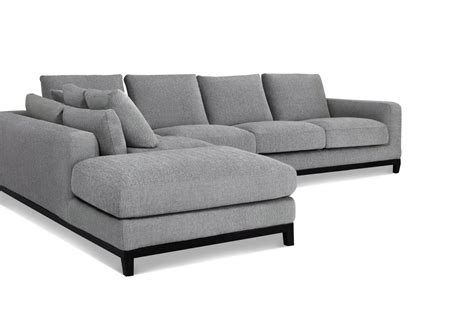 sectional sofa design tweed sectional sofa grey brown