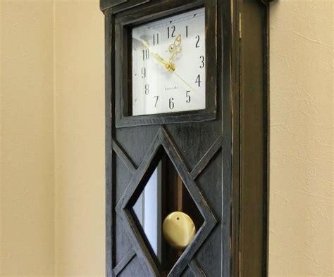 pendulum box clock  steps  pictures