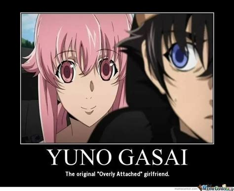Future Diary Memes - scary as wtf anime randomness pinterest diaries scary and lol