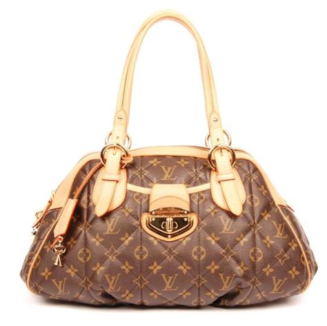 louis vuitton etoile excellent condition shopper monogram