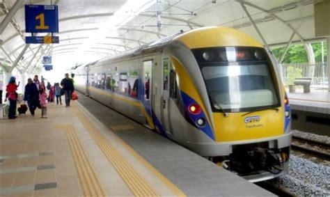 ets train malaysia ktmb timetables routes