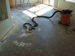 Grinding concrete floor high spots home flooring ideas for How to grind concrete floor