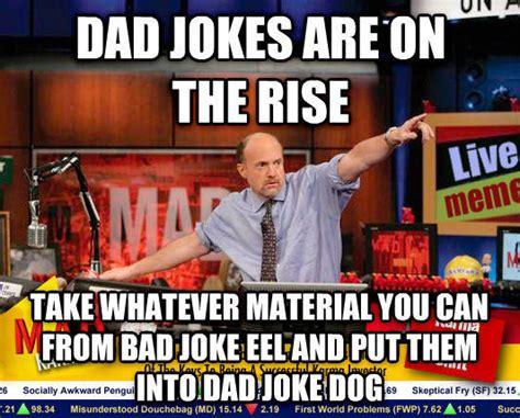 Dad Joke Meme - image 759697 dad joke dog know your meme